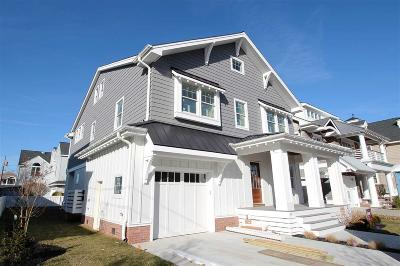 Ocean City Single Family Home For Sale: 346 E Seabright Rd