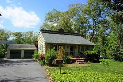 Absecon Single Family Home For Sale: 347 N Shore Rd Road