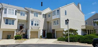 Brigantine Condo/Townhouse For Sale: 19 Seaside Rd Road #19