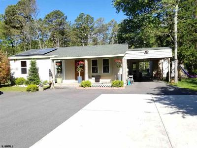Egg Harbor Township Single Family Home For Sale: 1337 Old Zion Road