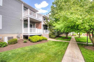 Somers Point Condo/Townhouse For Sale: 315 Harbour Cove #315