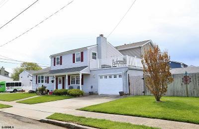 Brigantine Single Family Home For Sale: 716 Sterling Pl