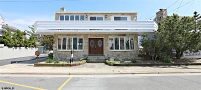 Longport Single Family Home For Sale: 1102 Atlantic Ave