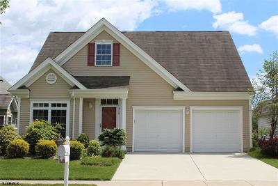 Egg Harbor Township NJ Single Family Home For Sale: $269,900