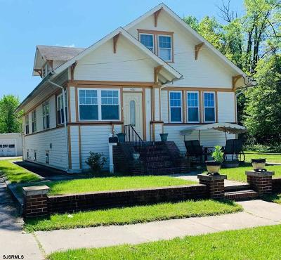 Galloway Township Single Family Home For Sale: 460 S Philadelphia Ave