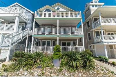 Ocean City Condo/Townhouse For Sale: 1406 Ocean Ave #Second F