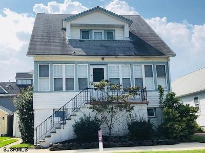 Margate Single Family Home For Sale: 108 N Quincy