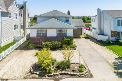Ocean City Single Family Home For Sale: 109 Waterway Road