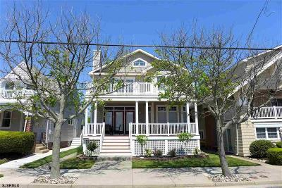 Ocean City Condo/Townhouse For Sale: 2102 Central Ave #1