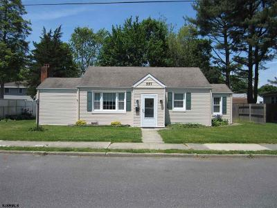 South Egg Harbor Single Family Home For Sale: 557 Barnegat Ave