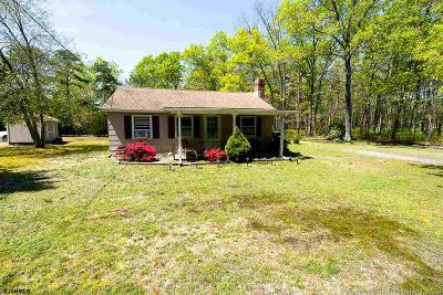 Galloway Township Single Family Home For Sale: 615 S 2nd Ave