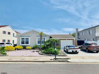 Brigantine Single Family Home For Sale: 11 Sandy Ln