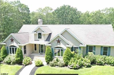 Galloway Township Single Family Home For Sale: 59 Leeds Point Rd Road