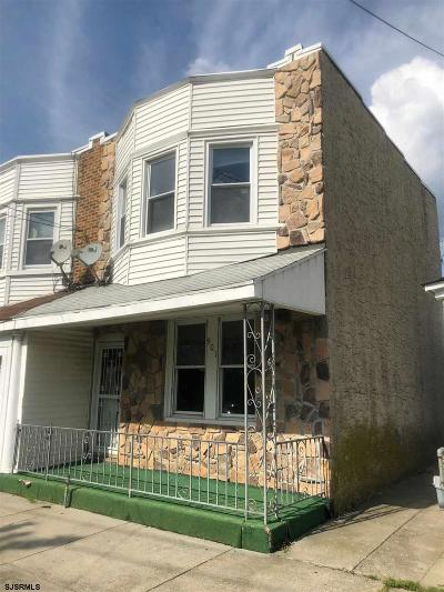 Atlantic City Single Family Home For Sale: 901 Emerson Ave
