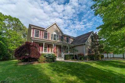 Egg Harbor Township Single Family Home For Sale: 16 Bayside Rd Road