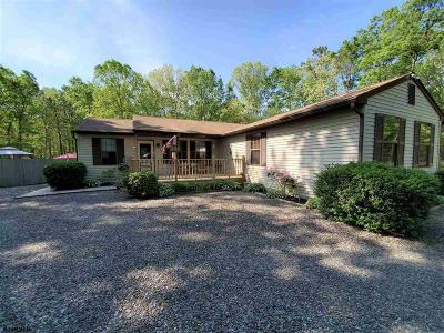 Galloway Township Single Family Home For Sale: 502 S 4th Ave