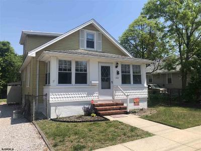 Somers Point Single Family Home For Sale: 207 W Connecticut Ave