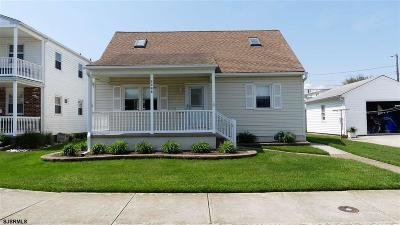 Ocean City Single Family Home For Sale: 2308 Haven Ave Ave