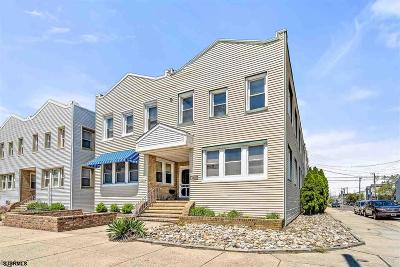 Ocean City Condo/Townhouse For Sale: 1100 Wesley Ave #B