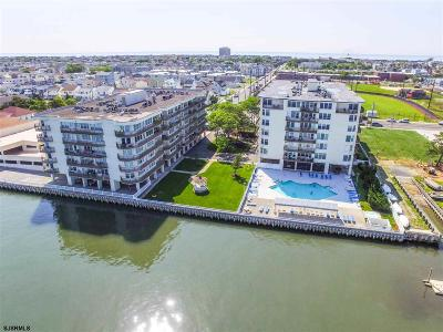 Ocean City Condo/Townhouse For Sale: 500 Bay Ave #410 N