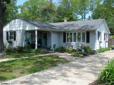 Linwood Single Family Home For Sale: 310 Marvin Ave