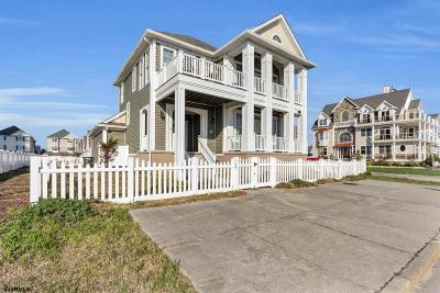 Atlantic City Single Family Home For Sale: 140 N Maine Ave