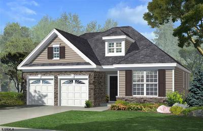 Mays Landing Single Family Home For Sale: 49 Vender Ln