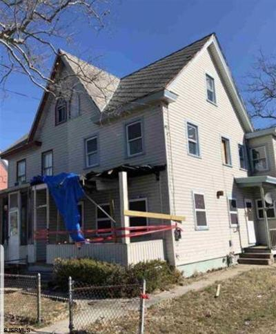 Millville Single Family Home For Sale: 335 4th Street