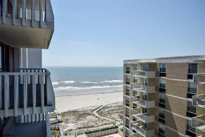 Atlantic City Condo/Townhouse For Sale: 100 S Berkley Square #16E