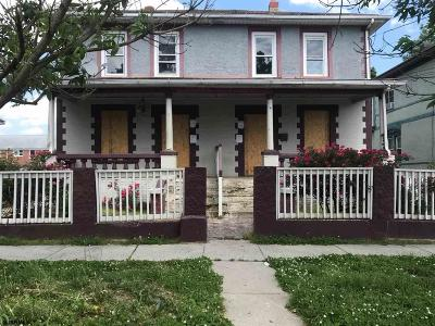 Vineland Multi Family Home For Sale: 721 S Seventh Street