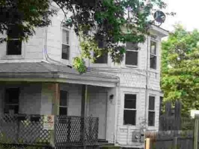 Millville Multi Family Home For Sale: 911 S Second Street