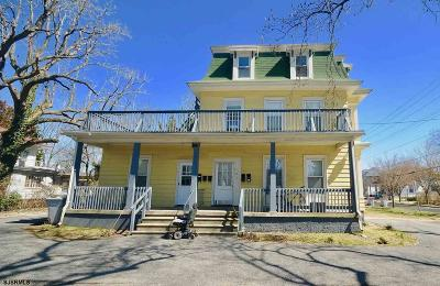 Vineland Multi Family Home For Sale: 307 N East Ave Ave