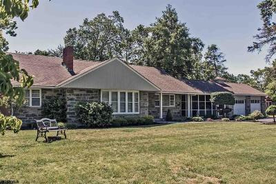 Millville Single Family Home For Sale: 109 Sharp St N Street