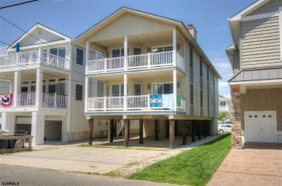 Ocean City Condo/Townhouse For Sale: 3131 Central Ave #2