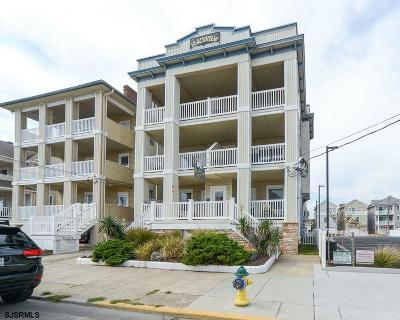 Ocean City Condo/Townhouse For Sale: 1122 Ocean Ave #8