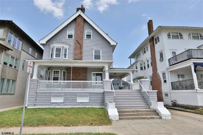 Ventnor Single Family Home For Sale: 105 S Suffolk Ave