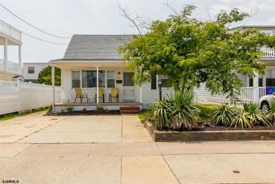 Brigantine Single Family Home For Sale: 348 14th S Street