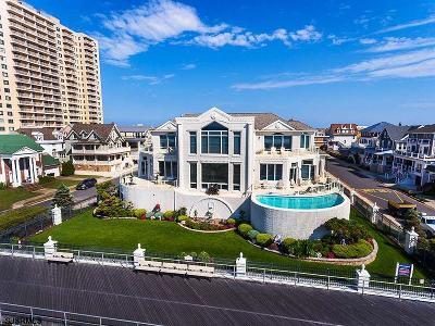 Ventnor Single Family Home For Sale: 4900 Boardwalk Ave