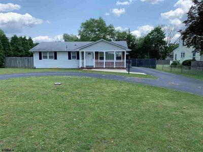 Vineland Single Family Home For Sale: 1345 S Main Rd Road