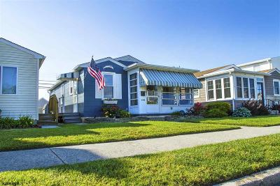 Ocean City Single Family Home For Sale: 2336 West Ave Ave