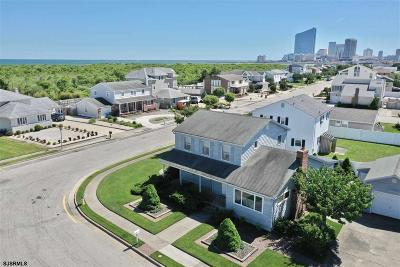 Brigantine Single Family Home For Sale: 5101 S Ocean Dr