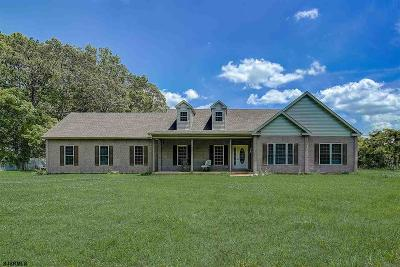Galloway Township Single Family Home For Sale: 142 S Pitney Road