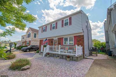 Brigantine Single Family Home For Sale: 108 N Roosevelt Blvd.