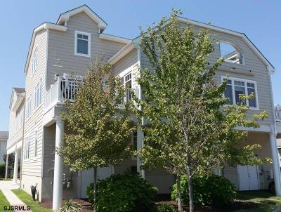 Margate Condo/Townhouse For Sale: 4 N Monroe Ave #C