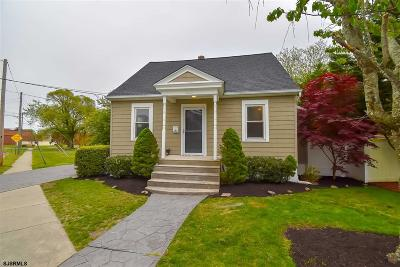 Linwood Single Family Home For Sale: 1614 West Ave Ave