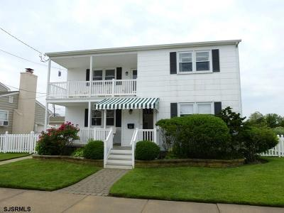 Ocean City Condo/Townhouse For Sale: 200 25th Street #1