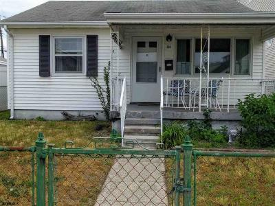 Brigantine Single Family Home For Sale: 339 S 39th Street