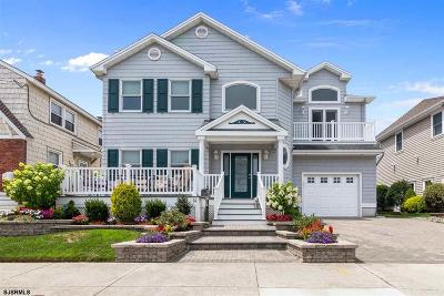 Longport Single Family Home For Sale: 14 S 30th Ave