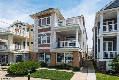 Ocean City Condo/Townhouse Undercontract-Cont Toshow: 1127 Asbury Ave #B