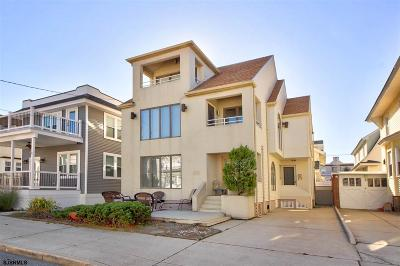 Ventnor Single Family Home For Sale: 10 S Washington Ave